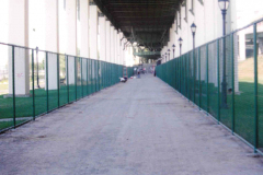 Chain Link Fence - Pier 56