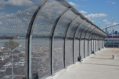 Staten Island Ferry - Chain Link Fence 2