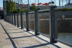 Custom Fabrication - brooklyn bridge park -