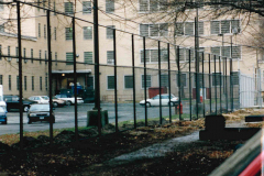 Chain Link Fence -  Wards Island