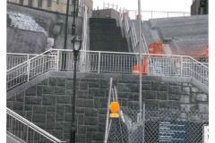 Stainless Steel Rails - bronx 2